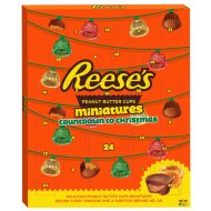 Reese's Peanut Butter Cup Advent Calendar 247g