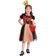Storybook Dress-Up Age 7-9 - Queen of Hearts