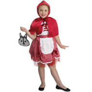 Storybook Dress-Up Age 4-6 - Red Riding Hood