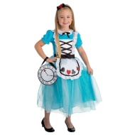 Deluxe Storybook Dress-Up Age 6-8 - Alice