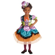 Deluxe Storybook Dress-Up Age 6-8 - Mad Hatter