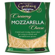 Creamy Mozzarella Cheese 200g
