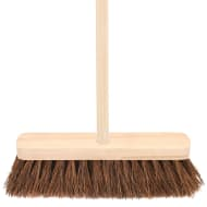 Wooden Bassine Yard Broom