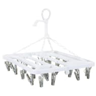 Addis 28 Peg Airer - Grey