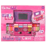 Lips & Eyes Make-Up Case