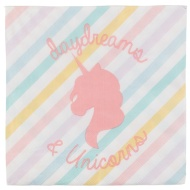 Unicorn Printed Napkins 24pk