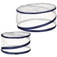 Pop-Up Food Cover 2pk - Navy