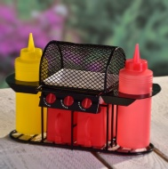 Condiment BBQ Set