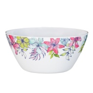 Small Printed Bowl - Floral