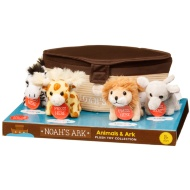 Noah's Ark Plush Toy Collection