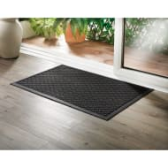 Addis Sculptured Doormat 55 x 85cm - Diamond
