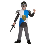 Dress-Up Outfit Age 3-5 - Blue Knight