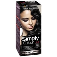 Simply Colour Hair Dye - Natural Black 2.0