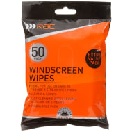 RAC Windscreen Wipes 50pk