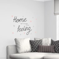 Quotes Wall Sticker - Home