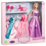 Fashion Boutique Doll & Dress