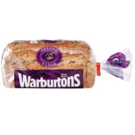 Warburtons Seeded Loaf 800g