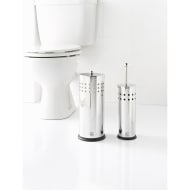 Addis Toilet Brush & Roll Holder Set 2pc - Chrome