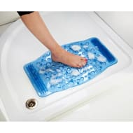 Addis Therapeutic Bath Mat - Blue