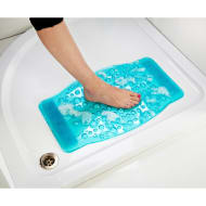 Addis Therapeutic Bath Mat - Aqua