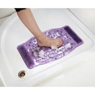 Addis Therapeutic Bath Mat - Purple