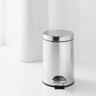 Addis Chrome Bin 3L