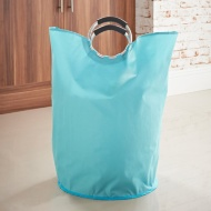 Addis Laundry Bag with Handles - Teal