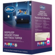 Silentnight Memory Foam Mattress Protector - King