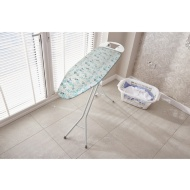 Addis Utility Ironing Board - Green Leaves