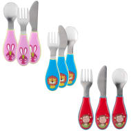 Kids Stainless Steel Utensils