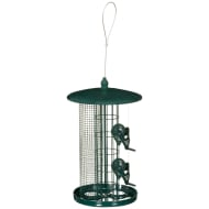 3-in-1 Bird Feeder - Green