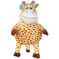 Super Squeaker Dog Toy - Giraffe