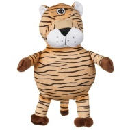 Super Squeaker Dog Toy - Tiger