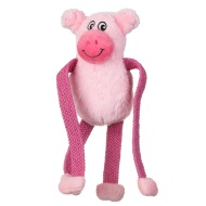 Super Stretchy Dog Toy - Pig