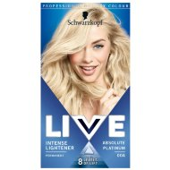 Schwarzkopf Live Colour - Absolute Platinum