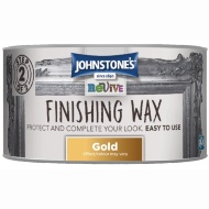 Johnstone's Revive Finishing Wax 250ml - Gold