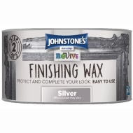 Johnstone's Revive Finishing Wax 250ml - Silver