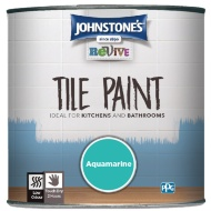 Johnstone's Revive Tile Paint 750ml - Aquamarine
