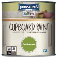 Johnstone's Revive Cupboard Paint 750ml - Fresh Apple