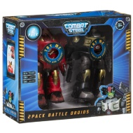 Combat Steel Battle Droids 2pk