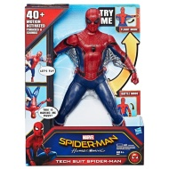 Spider-Man Tech Suit Action Figure