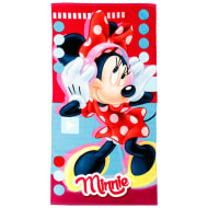 Kids Minnie Mouse Towel