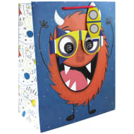 Gift Bag with Glasses - Monster