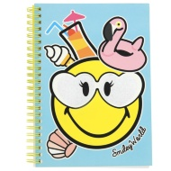 A5 Smiley Notebook - Smiley World