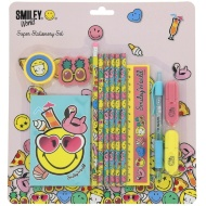 Smiley World Super Stationery Set 13pc