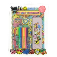 Smiley World Bumper Stationery Set 13pc