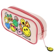 Smiley World Oval Pencil Case