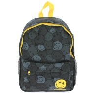 Smiley Backpack - Black