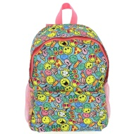 Smiley Backpack - Multi