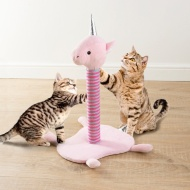 Novelty Cat Scratcher - Unicorn
